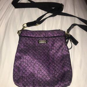 Limited Edition Crossbody Coach Bag